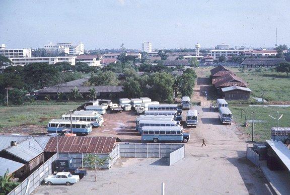 Don Muang - 6th Aerial Port Squadron & Bangkok Military Air Terminal